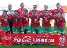 FC Lokomotiv shock FC Andijan with a 4-0 win