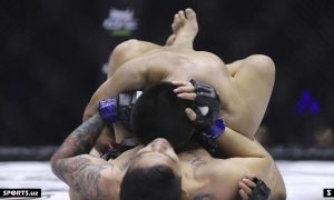 Тошкентда октагонга кўтарилган жангчи UFC га ўтадими?