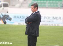 Андрей Микляев: Футболчиларимга хоҳиш етишмади