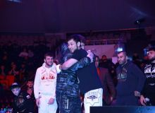 The Uzbek MMA fighter has signed a contract with a British promotion