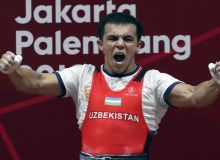 Doston Yoqubov jahon chempionatining kumush medali sohibi!