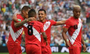 Перу - Эквадор 0:2 (видео)
