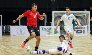 Видеообзор голов сборной Узбекистана по футзалу в ворота Египта