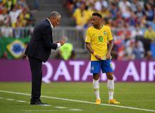 Ана холос: Бразилия устози Мексика билан ўйинга 1 соат қолганида тактикани ўзгартирган