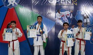 Baku Open-2018: Каратэчиларимиз иккита олтин ва битта бронза медали қўлга киритишди