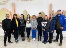 Наши синхронистки отправились в Украину