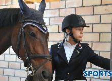 Фоторепортаж с церемонии открытия нового конного комплекса в Фергане