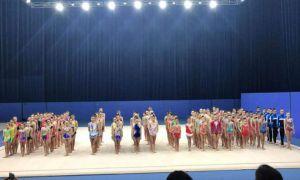 Гимнастки из Узбекистана примут участие в этапе Кубка мира по художественной гимнастике в Минске