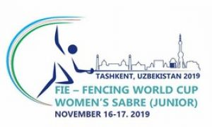 2019 FIE Junior Women's Sabre World Cup kicks off in Tashkent