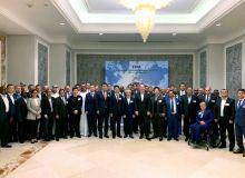Умид Ахматджанов принимает участие в саммите ФИФА в Дохе