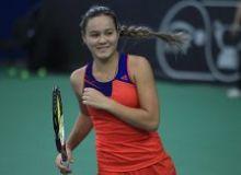 Сабина Шарипова в четвертьфинале