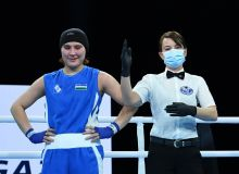 Uzbekistan, India, Kazakhstan, Mongolia, Kyrgyzstan and Japan shined in the quarter-finals of the AIBA Youth World Boxing Championships