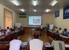 В Ташкенте стартовал четвёртый модуль тренерских курсов АФК по программе диплома «B»