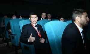АГМК Мирғиёс Сулаймонов билан шартномани узайтирди