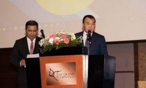 Сакен Полатов избран членом Исполкома ASBC