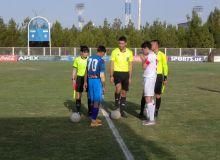 Чемпионат U-18. Сыграно десять матчей 7-тура