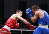 Бокс узб чемпионати. 04.11.2020 (2)