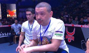 Миржалол Қосимов сабабли чемпион бўлган бокс мураббийи
