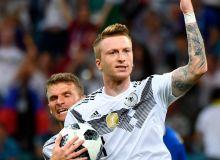 Германия - Швеция учрашувининг энг яхши футболчиси аниқланди