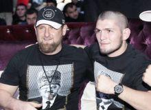 Рамзан Кадиров UFC жангчиларини молиявий қўллаб-қувватлашдан маҳрум қилиниши мумкин