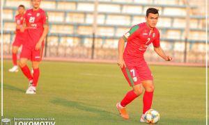 «Локомотив» одержал победу в контрольном матче