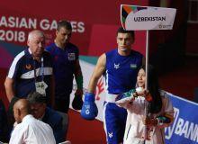 Bobu Usmon Baturov to squares off against Kazakhstan's Aslanbek Shymbergenov in the final