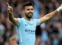 """Серхио Агуэро: """"Манчестер Сити""""да 10 йил ўйнашни орзу қиламан"""