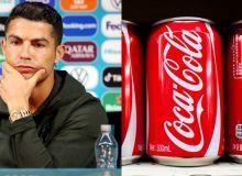 Coca-Cola компанияси Роналдунинг ҳаракатларига жавоб қайтарди