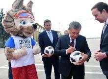 Президент Шавкат Мирзиёев Москвага келди