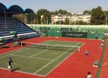 В Фергане стартовал очередной турнир по теннису