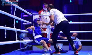 Бокс бўйича Осиё чемпионатида ёш қизларимиз 5 та олтин медални қўлга киритди