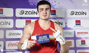 Uzbek boxers earn 5 quota places for Tokyo 2020 at the Asian & Oceanian Olympic Boxing Qualifying Event