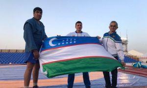 Самбист Узбекистана стал призером международного этнофестиваля «Вселенная кочевников»