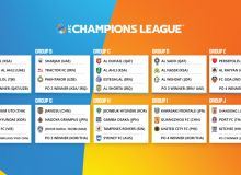 2021 AFC Champions League draw produces thrilling groups