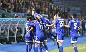 Match Highlights. FC Nasaf 4-0 FC AGMK