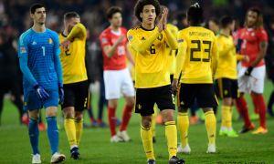 Миллатлар лигаси. Швейцария – Бельгия 5:2 (Видео)