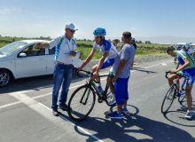 В Джизаке стартовал чемпионат Узбекистана по велоспорту на шоссе
