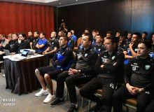 Представители АФК провели собрание с участием сборной Узбекистана