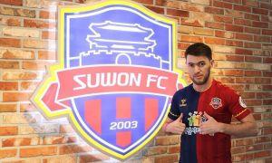 Transfer News. Suwon FC ex-midfielder Jovlon Ibrohimov pens a contract with FC Navbahor