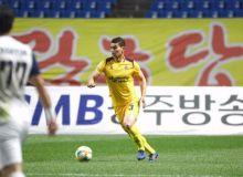 Рустам Ашурматов: Показывая хорошую игру в «Гвангджу», хочу получить вызов в национальную сборную