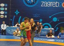 Спортивная борьба: Узбекистанец выступит в финале ЧМ среди юниоров