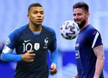 """""""Евро-2020"""": Франция термасида можаро. Энг зўр ҳужумчи Мбаппени хафа қилишди!"""