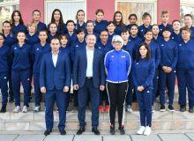В Ташкенте завершились тренерские курсы ФИФА по женскому футболу