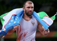 Поздравляем призёра Олимпийских игр Магомеда Ибрагимова!
