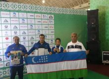 ЧА по тяжелой атлетике: В копилке сборной Узбекистана одна золотая медаль