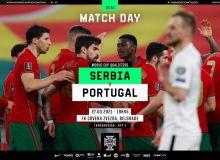 Сербия - Португалия: Матнли трансляция