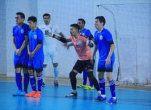 Календарь XXII Чемпионата Узбекистана по футзалу с ноября.