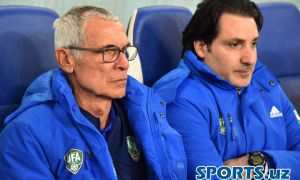 Hector Cuper: We continue on improving our game in the next matches