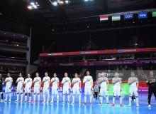 Футзал: Турнирное положение в группе, в которой находится Узбекистан? (Фото)