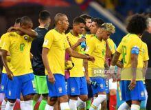 Бразилия терма жамоаси Швейцарияга қарши учрашувда дуранг натижа қайд этди